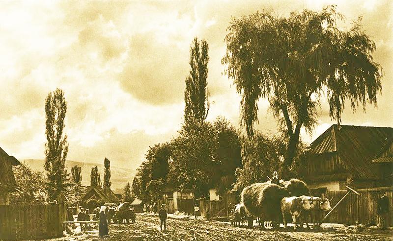 Istorie comunei Uliesti | Primaria Uliesti